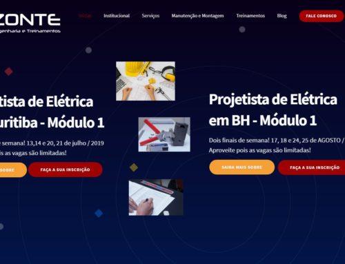 projetistadeeletrica.com.br agora é www.zonte.com.br